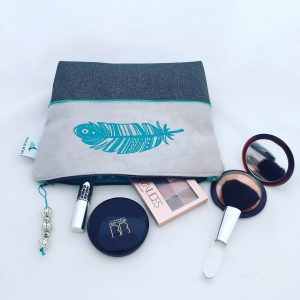 Trousse à maquillage Boho